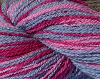 Handspun Wool Yarn.