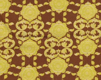 1/2 yd. Fortiny by Tina Givens - Master Morris, Chocolate