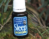 SLEEP - Pure Essential Oils to Help You Sleep Tonight