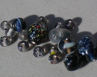 Mixture Glass Beads