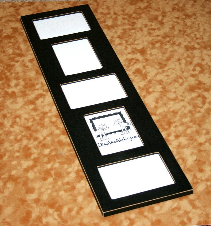 collage picture frame 5 opening 5x7 multiple opening frame. Black Bedroom Furniture Sets. Home Design Ideas