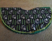 Seattle Seahawks Christmas Tree Skirts made and ready to ship