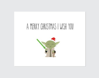 Merry christmas i wish you star wars pinterest