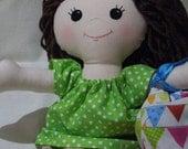 Custom Doll fro Eliasgang Elias