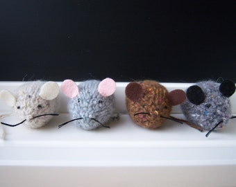 Catnip Mouse Toy