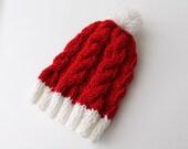 BIG SALE Womens Pom Pom Hat, Slouchy Beanie- Pom Pom Beanie- Colorful Beanie- Knitted Hat- Knit Hat- Womens Beanie- Beanie for Woman-