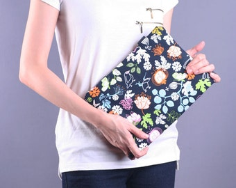 Ready To Ship-Mysterious Garden Ipad Sleeve/ipad case/ipad cover/handmade ipad sleeve - 077