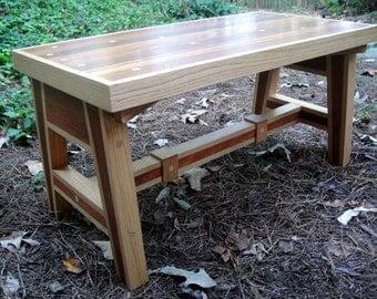 Table Teak and Oak