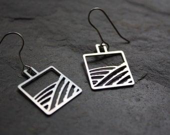 Farmland earrings