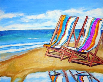 Beach Chair Dream