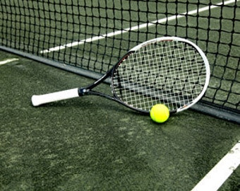 tennis photography - At The Net