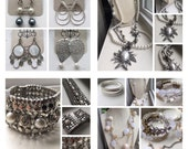 NEW Jewelry of the Month Club UNIQUE and beautiful goodies mailed to your door once a month