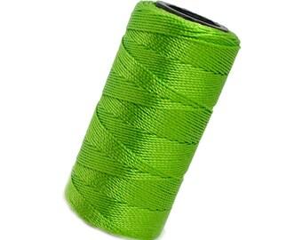 Nylon Cord,  1mm,  150 Meters,  Nylon Bracelet Cord,   Jewelry Cord -JC37