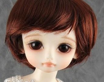 """Fatiao - New Chocolate Dolls Wig Dollfie Yo-SD 1/6 BJD 6-7"""" size"""