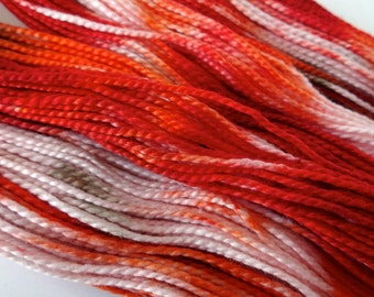 Tiger Hand Dyed Perle Cotton Size 5