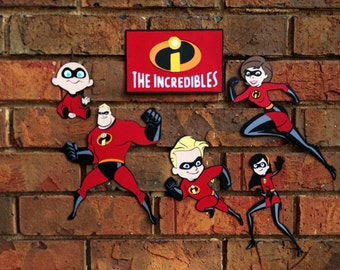 The Incredibles Party Pack
