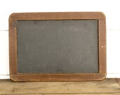 SHIPPING INCLUDED - Vintage, Chalk Board, Chalkboard, Toy, Photo Prop, Child Room Decor, Play Room Decor, Chalk Slate Board