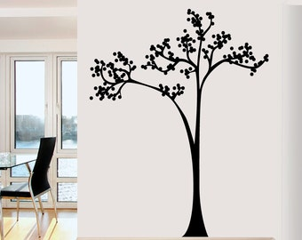Dot Tree - Trees and Branches Wall Decals