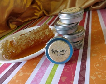 Honeycomb (solid perfume)