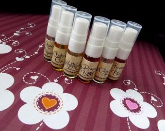 Perfume Sample Minis (Choose Six)