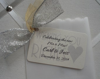 Fancy Envelopes for Wedding  (for Swankies, Lottery Ticket Favors, you name it)