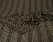 REDUCED 2 yards stretch olive green lace knit beanbag photography backdrop fabric ReAdY tO sHiP