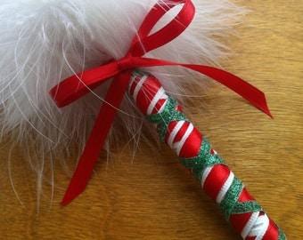 Feather Pen - Christmas Holiday Clueless Pen