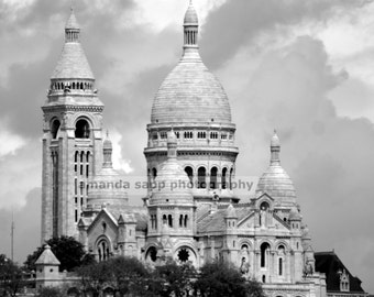 Sacre Couer Paris France
