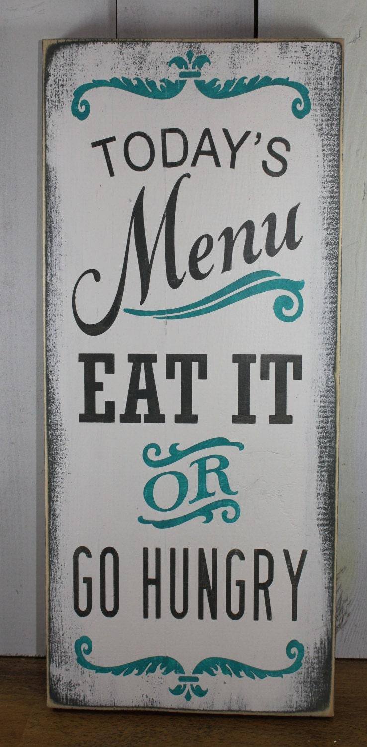 Eat Signs For Kitchen Wall Art