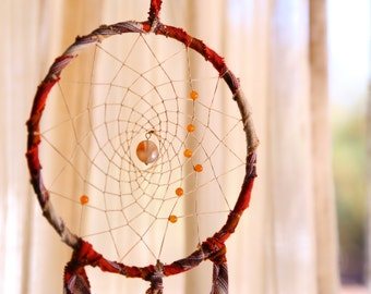 Dream Catcher- Red Desert Spiral