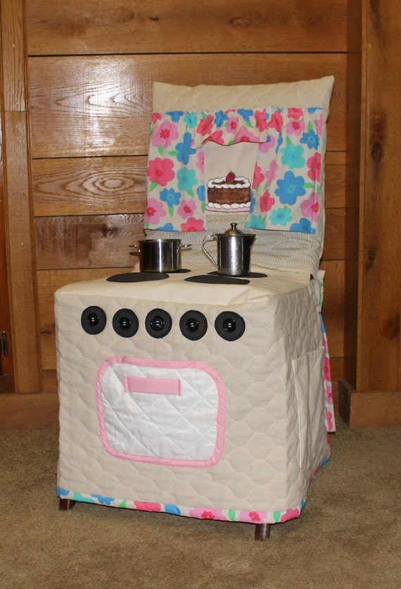 Kitchen Stove Chair Cover Cloth Play Kitchen Chair Cover