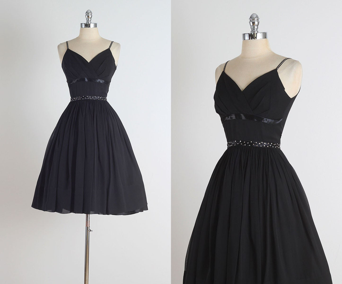 the gallery for gt vintage cocktail dresses 1950s