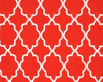 NEW! - Ironing Board Cover - Michael Miller Coco Cabana Moroccan Lattice Clementine