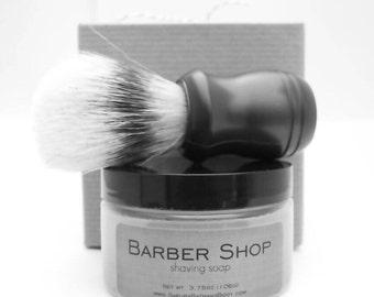 Father's Day Gift Set Shaving Soap Set - Vegan Soap - Men's Shave Soap