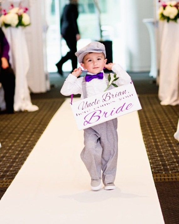 Toddler Boy Ring Bearer Outfit with Newsboy Hat Long Pants