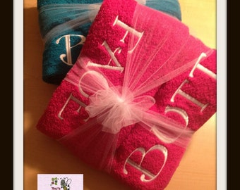 Fun gift FACE BUTT personalized Bath Towel