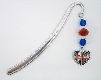 London Calling Bookmark