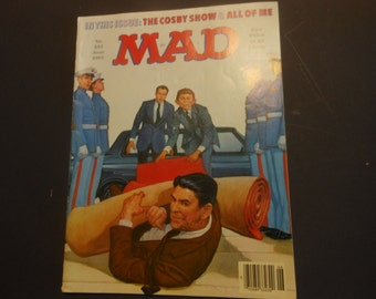 vintage Mad magazine, June1985, used but good condition.