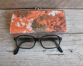 Vintage 1960's Swan Eyeglasses