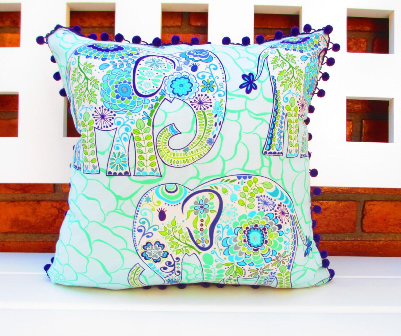 room decor for teen girls bohemian pillow cover lucky
