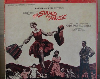 Sound of Music reel to reel tape