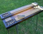 1950's Gibson Consolette Sunburst with Case