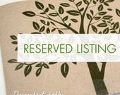 RESERVED listing for Margaret Schimanski