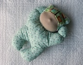 Affordable Waldorf Inspired FIRST Baby Doll - perfect for a baby or toddler