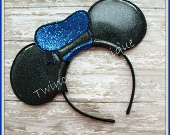 Donald Hat Mouse Ears Headband by Twincess Bowtique - CUSTOM