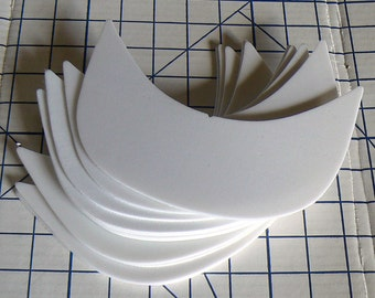 foam cap visor - hat making hat brim - brim cap