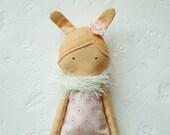 Polly the bunny girl
