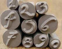 Daniela Number Set- Professional Series- Number Set-Metal Stamps-