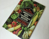 Vintage Cookbook Americas Best Vegetable Cookbook 1970s Veggie Love