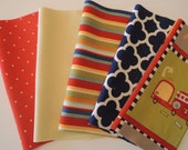 Rag Quilt Kit,  Personalized, Fun Fast and Easy